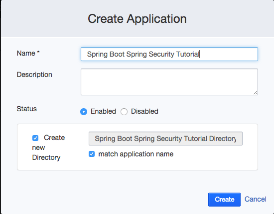 Build a Spring Boot App with User Authentication ― Scotch io