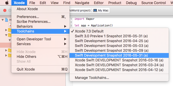Tutorial: Build Your First Swift Web App with Vapor
